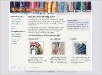 Crewel embroidery thread